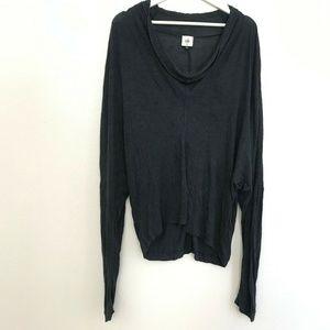 CAbi Size Medium Cowl Neck Sweater Women's